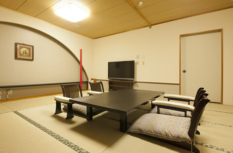 Japanese-style Suites(室内)